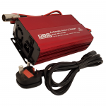 Connect and forget buggy battery charger