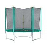 Air King Velocity 10ft Trampoline + Enclosure