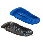 Delta Sledge - Twin Pack Blue and Black