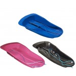 Delta Sledge - Triple Pack Black Blue and Pink