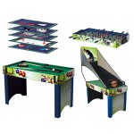 Gamesmaster 4ft 13 in 1 Games Table